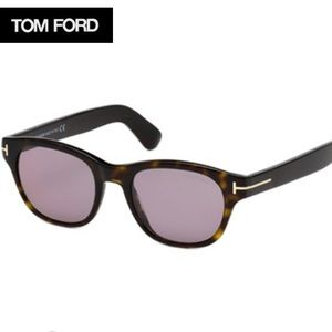 Tom Ford O'Keefe Square Sunglasses TF530